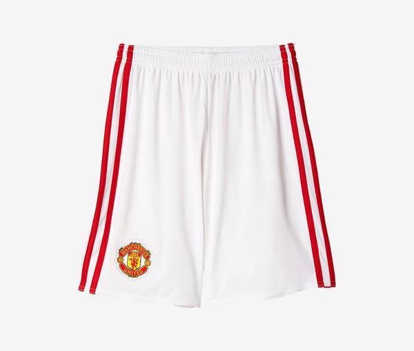Manchester United 2016-17 Youth Home Shorts