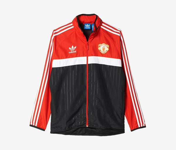 Adidas Manchester United Windbreaker - United World Soccer