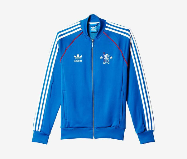 Adidas Chelsea Superstar Track Top - United World Soccer