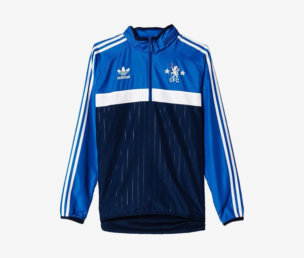 Adidas Chelsea Half-Zip Windbreaker - United World Soccer