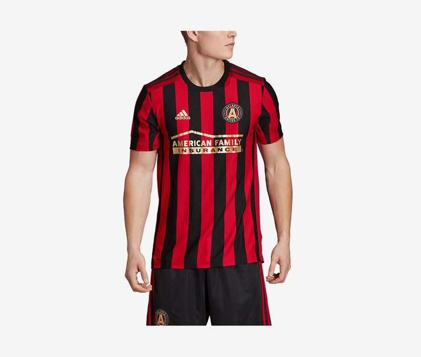 wholesale dealer 99aac 3f927 Atlanta United 2019-20 Youth Home Jersey