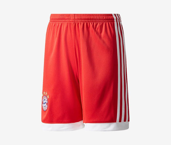 Bayern Munich 2017-18 Youth Home Shorts