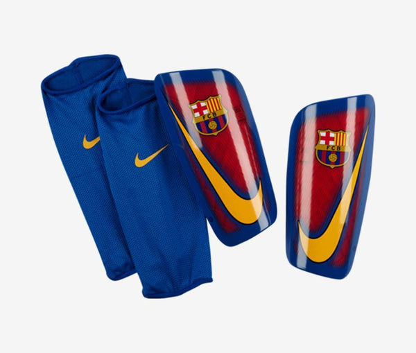 Nike Barcelona Mercurial Lite Shin Guard - United World Soccer