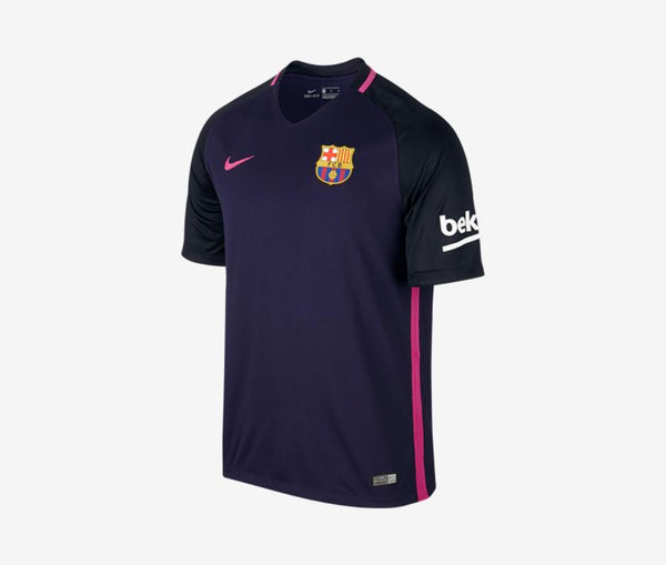 Nike Barcelona Youth Away Jersey (2016-17) - United World Soccer - 1