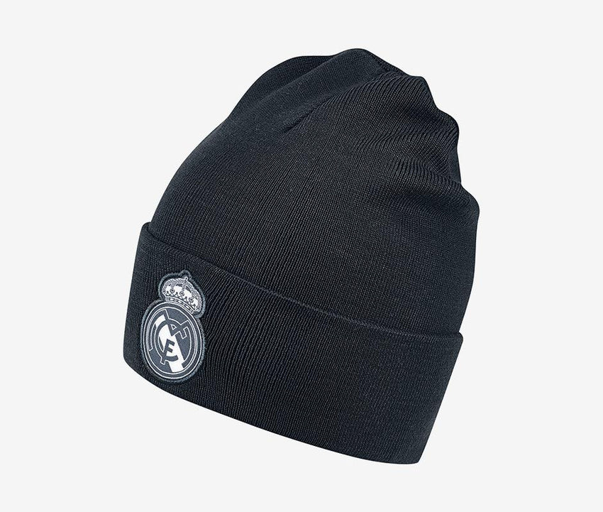 6c773696945 Real Madrid 2018-19 3-Stripe Beanie – Pelé Soccer