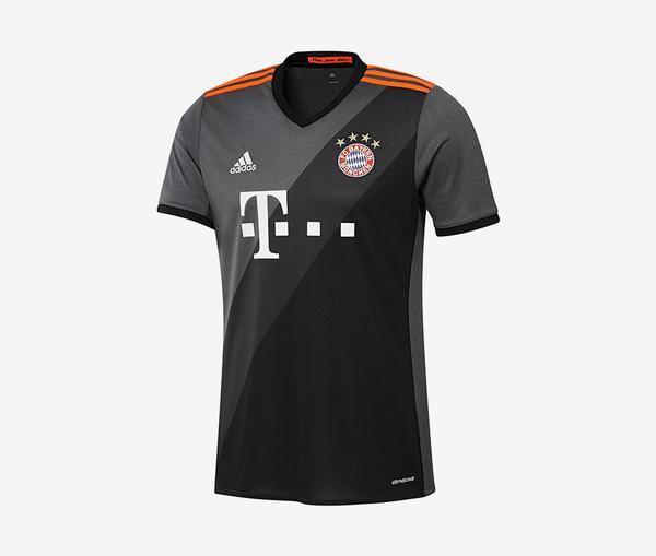 Bayern Munich 2016-17 Youth Away Jersey