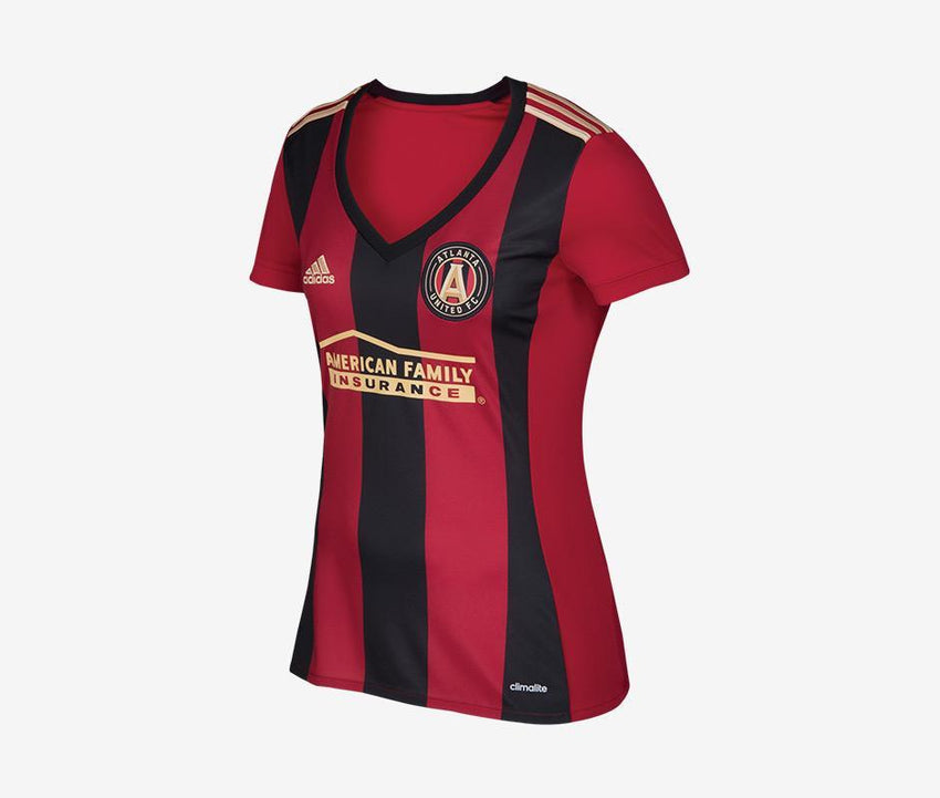 best sneakers 62e82 79b56 Atlanta United 2018 Womens Home Jersey