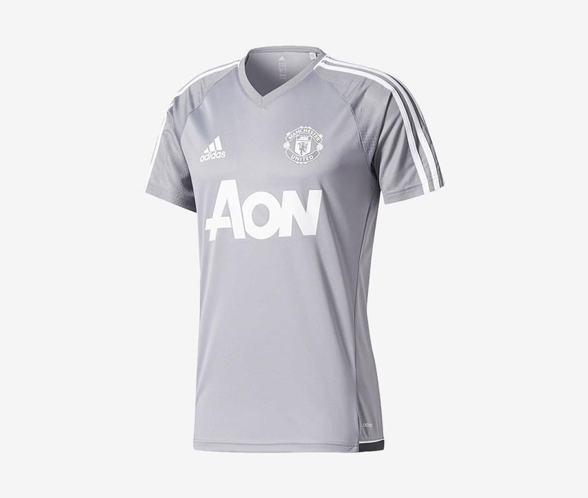 9e29b0421 Manchester United 2017-18 Youth Training Jersey – Yp Soccer