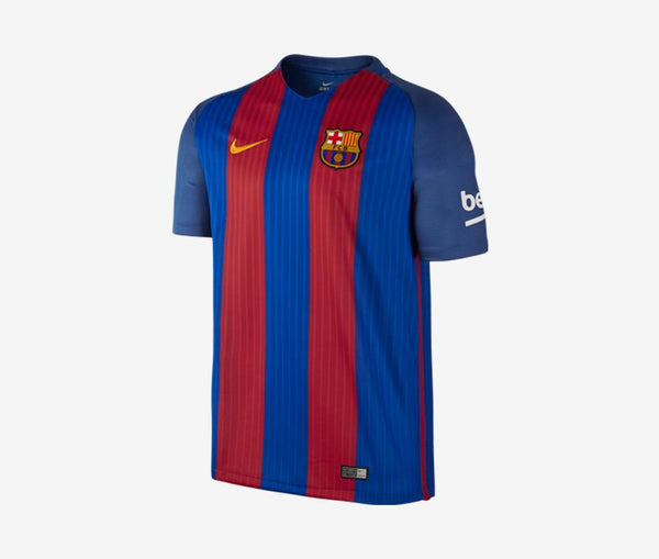 Nike Barcelona Youth Home Jersey (2016-17) - United World Soccer - 1
