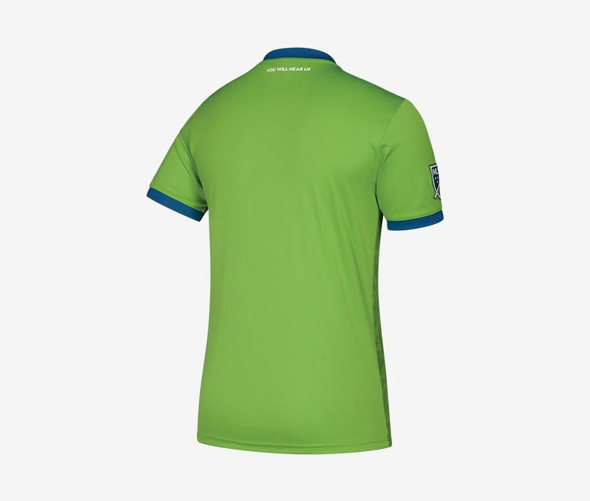 adf267c9d Seattle Sounders 2018 Home Jersey – Yp Soccer