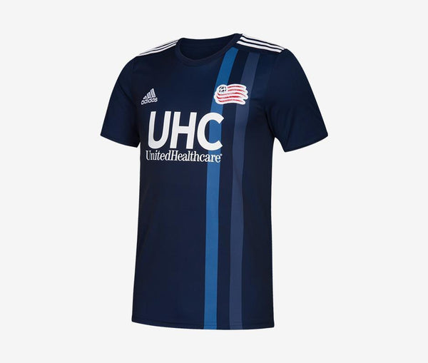 New England Revolution 2018 Youth Home Jersey