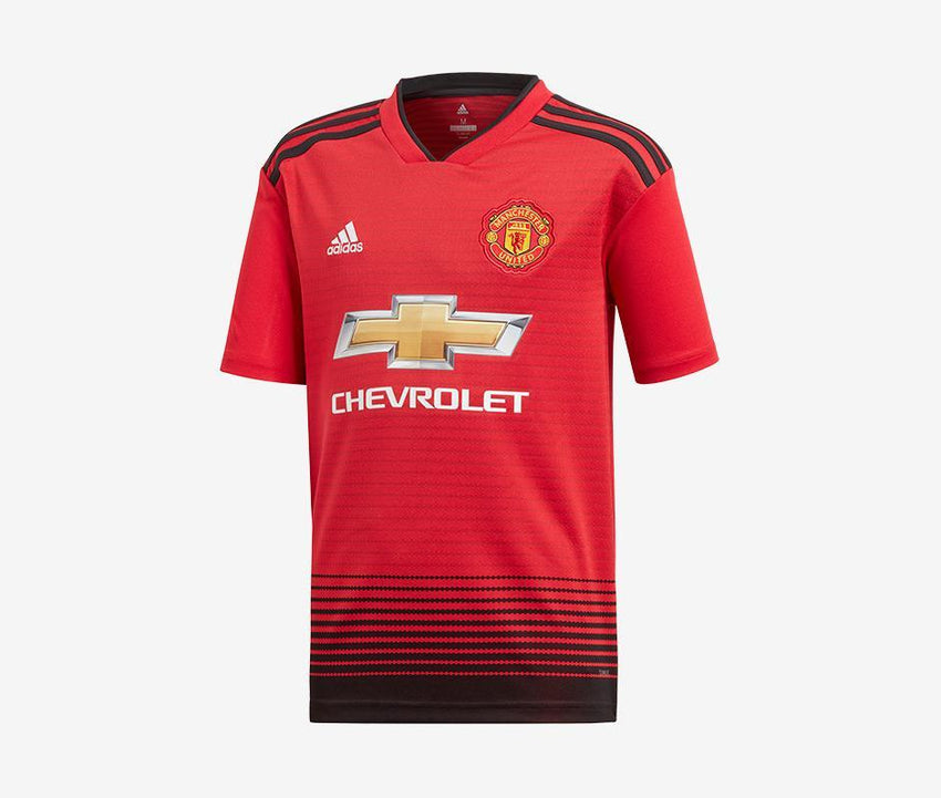 cd6e0cc486a Manchester United 2018-19 Youth Home Jersey – Yp Soccer