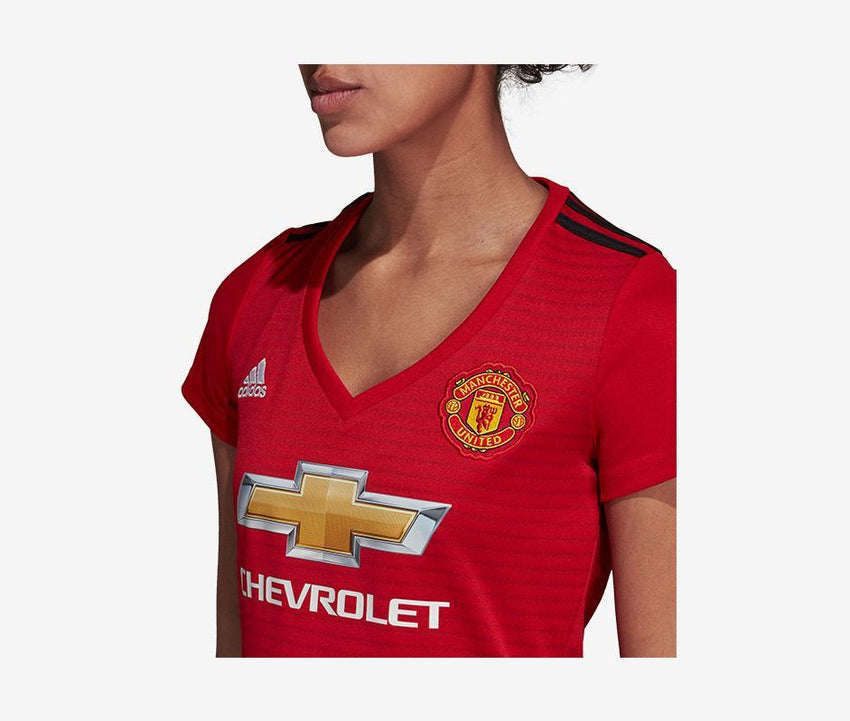 a40addf25 Manchester United 2018-19 Womens Home Jersey – Yp Soccer