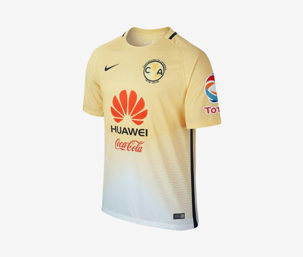 Nike Club America 2016-17 Home Jersey (Youth) - United World Soccer - 1