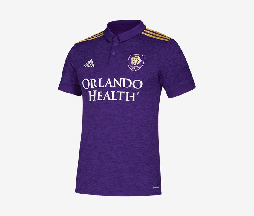 huge selection of 0685c 6c35d Orlando City 2018 Home Jersey