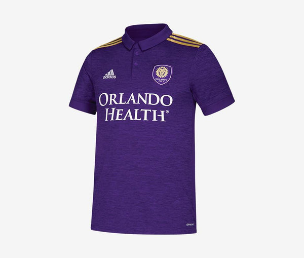 Orlando City 2018 Youth Home Jersey