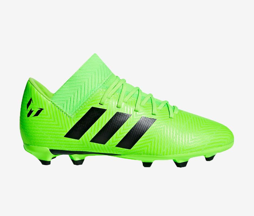 1dece80f2e18 Nemeziz Messi 18.3 Firm Ground Jr – Pelé Soccer