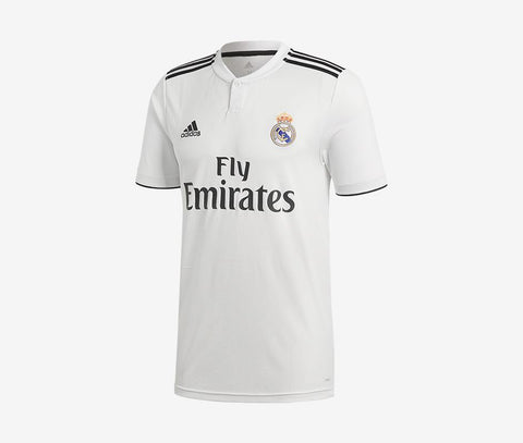bb6819cea7e86 Real Madrid 2018-19 Home Jersey