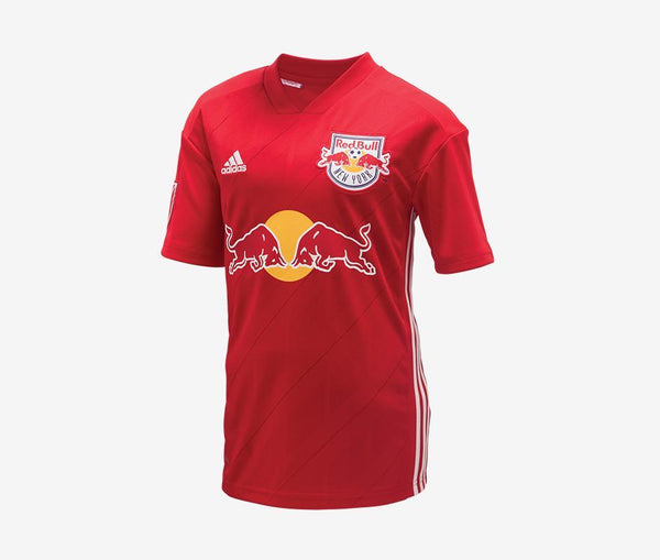 New York Red Bulls 2018 Youth Away Jersey