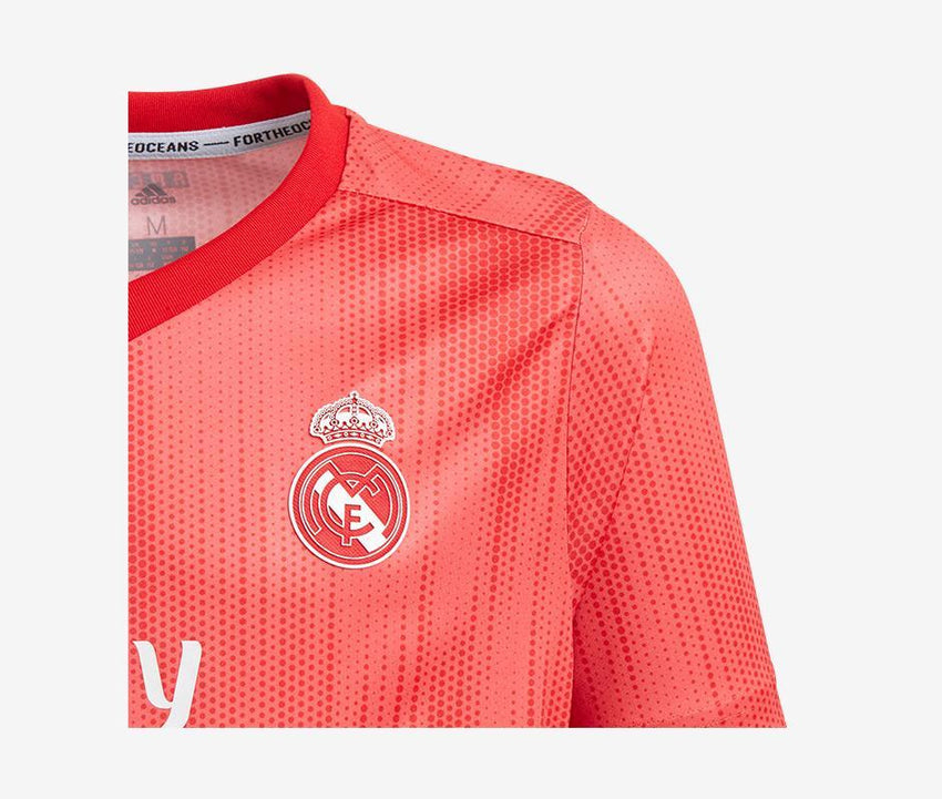 purchase cheap a271b 61bdd Real Madrid 2018-19 Youth 3rd Jersey