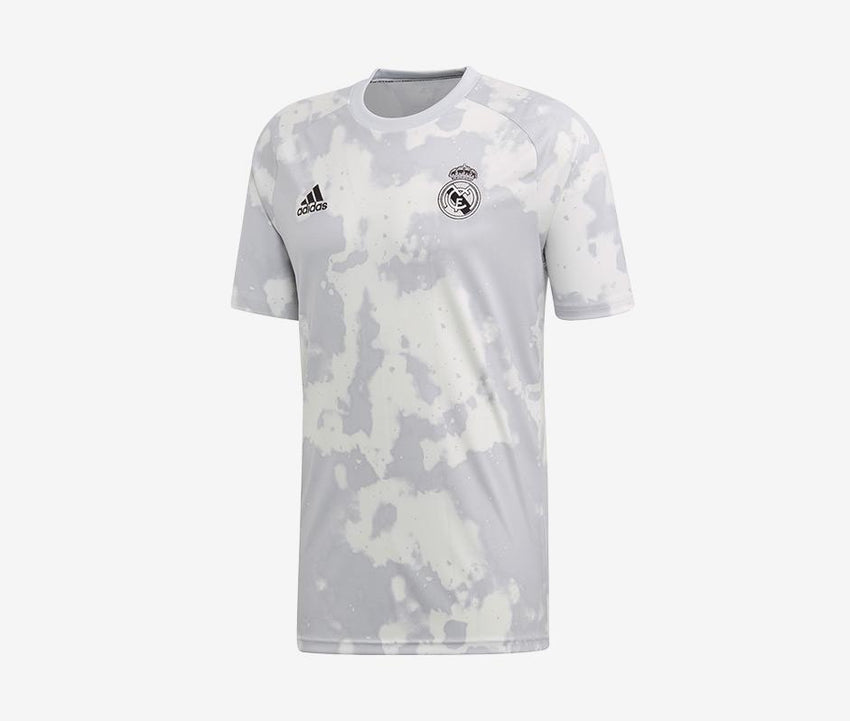 the latest c1275 8a890 Real Madrid 2019-20 Prematch Jersey
