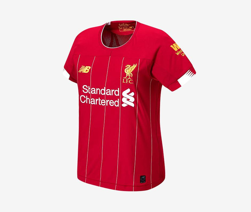 cheap for discount c7eb7 68a3b Liverpool 2019-20 Women's Home Jersey