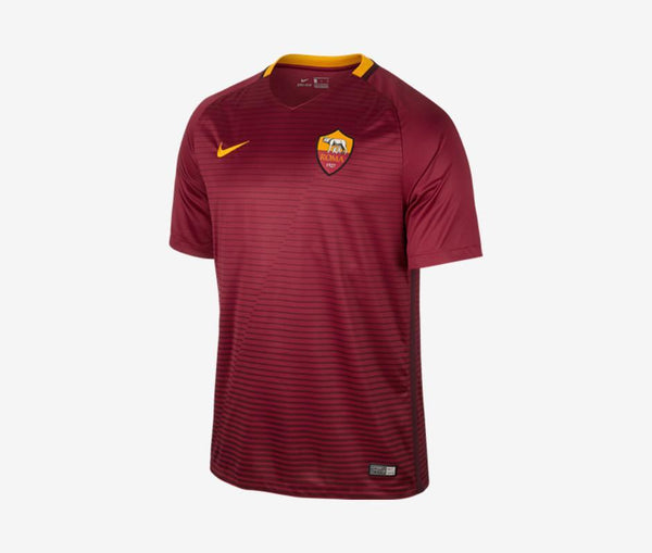 Nike AS Roma 2016-17 Home Jersey (Youth) - United World Soccer - 1