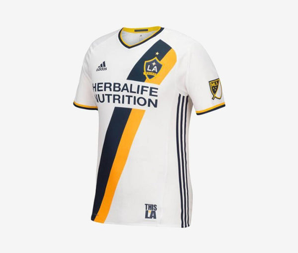 LA Galaxy Home Jersey Authentic