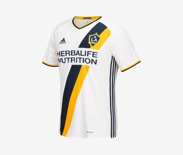 LA Galaxy 2016-17 Youth Home Jersey