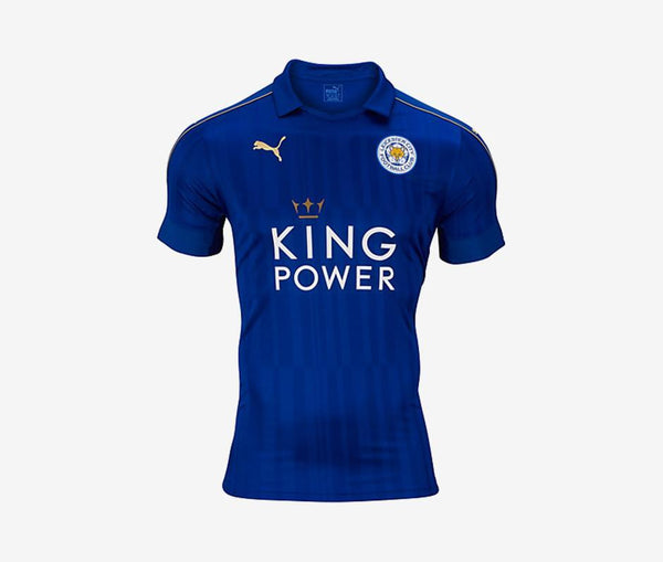Puma Leicester City FC Home Jersey (Youth) (2016-17) - United World Soccer - 1