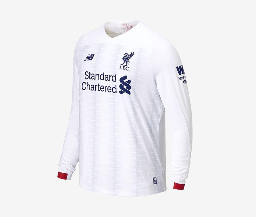 differently 74899 c591c Liverpool 2019-20 Long Sleeve Away Jersey