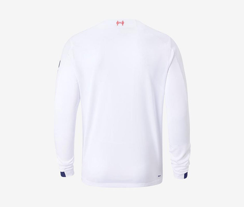 differently f21bb c3c3e Liverpool 2019-20 Long Sleeve Away Jersey
