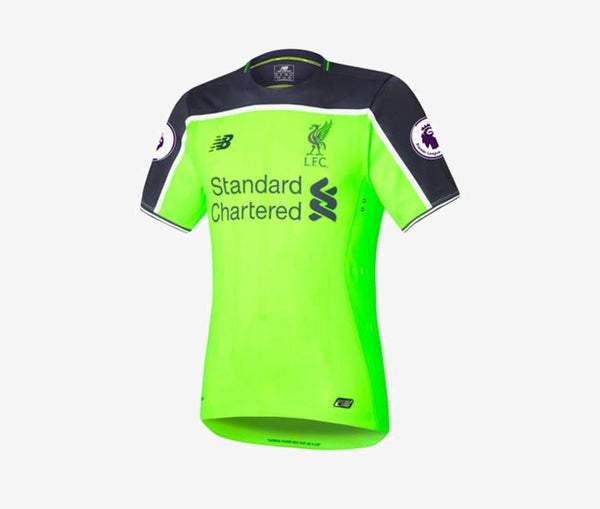 New Balance Liverpool 3rd Jersey (Youth) (2016-17) - United World Soccer - 1