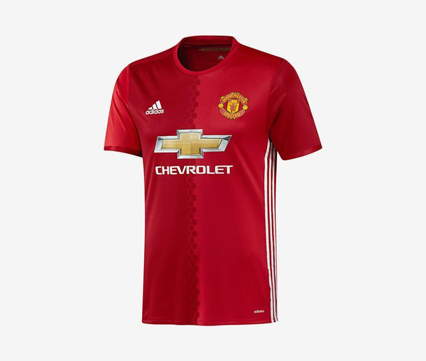 Adidas Manchester United Youth Home Jersey (2016-17) - United World Soccer - 1