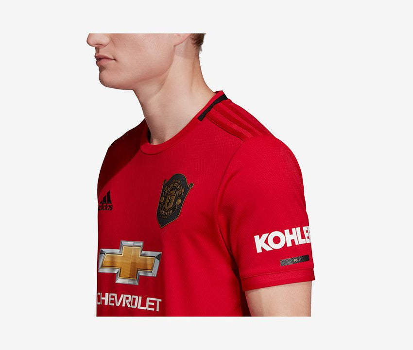 purchase cheap e2c04 98006 Manchester United 2019-20 Home Jersey