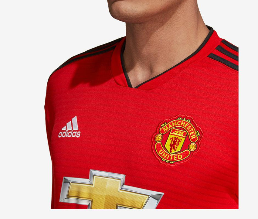 f83bf868108 Manchester United 2018-19 Home LS Jersey – Yp Soccer