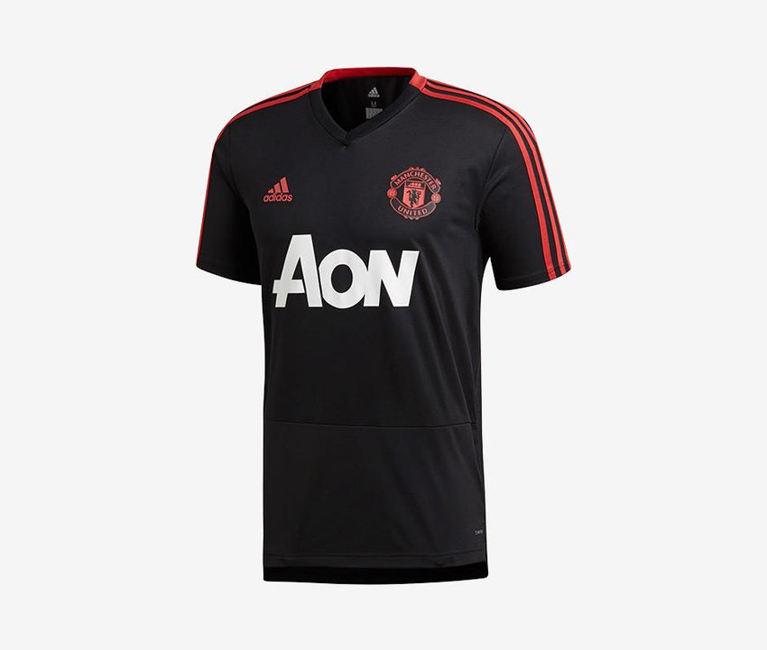 df5cd507c Manchester United 2018-19 Youth Training Jersey – Pelé Soccer