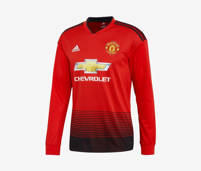 743a8b2703b Manchester United 2018-19 Home LS Jersey – Yp Soccer