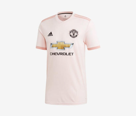 Manchester United 2018-19 Away Jersey 1914563bd3a