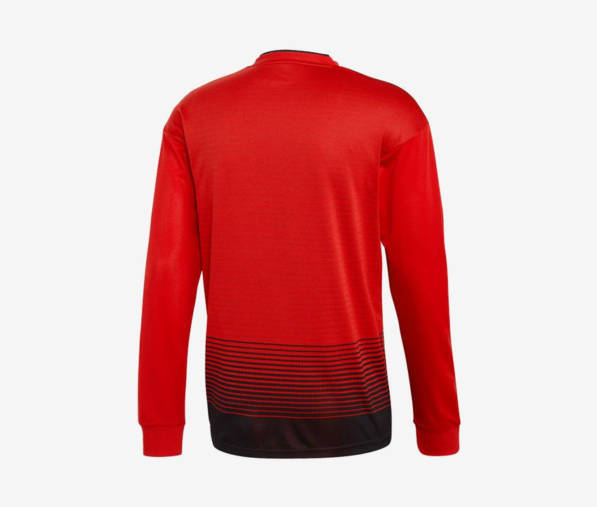lowest price 45ae0 e46eb Manchester United 2018-19 Home LS Jersey