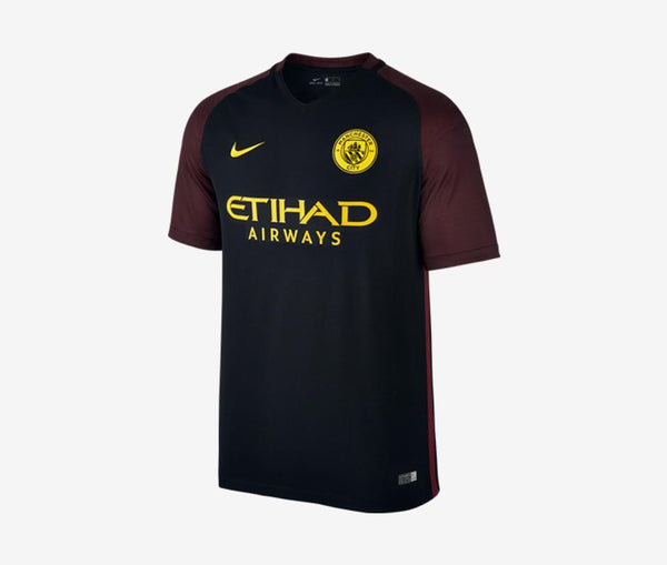 Nike Manchester City Away Jersey (2016-17) - United World Soccer - 1