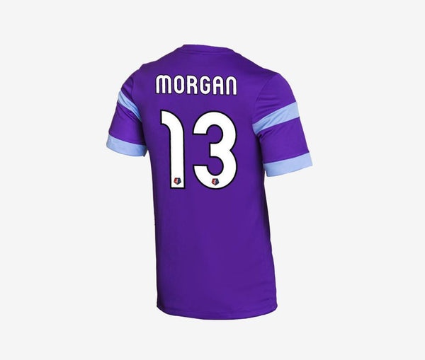 Nike Orlando Pride Youth Home Jersey - Morgan - United World Soccer - 1