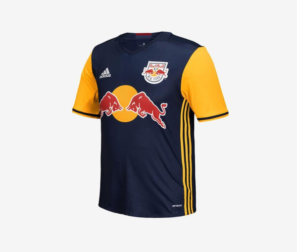New York Red Bulls Away Jersey Authentic