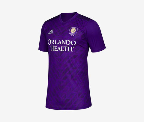 online store 79994 1ad83 Orlando City 2019-20 Home Jersey