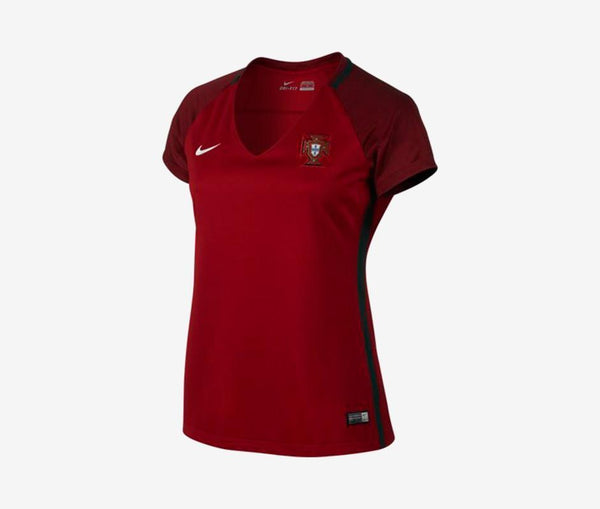 Portugal Home Jersey Women's