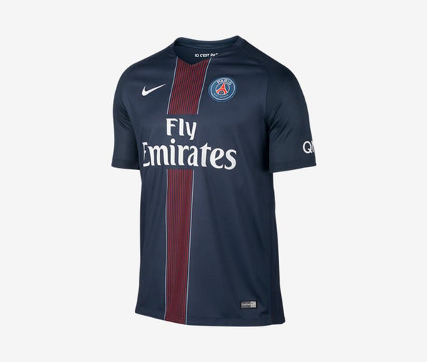 Nike PSG Youth Home Jersey (2016-17) - United World Soccer - 1