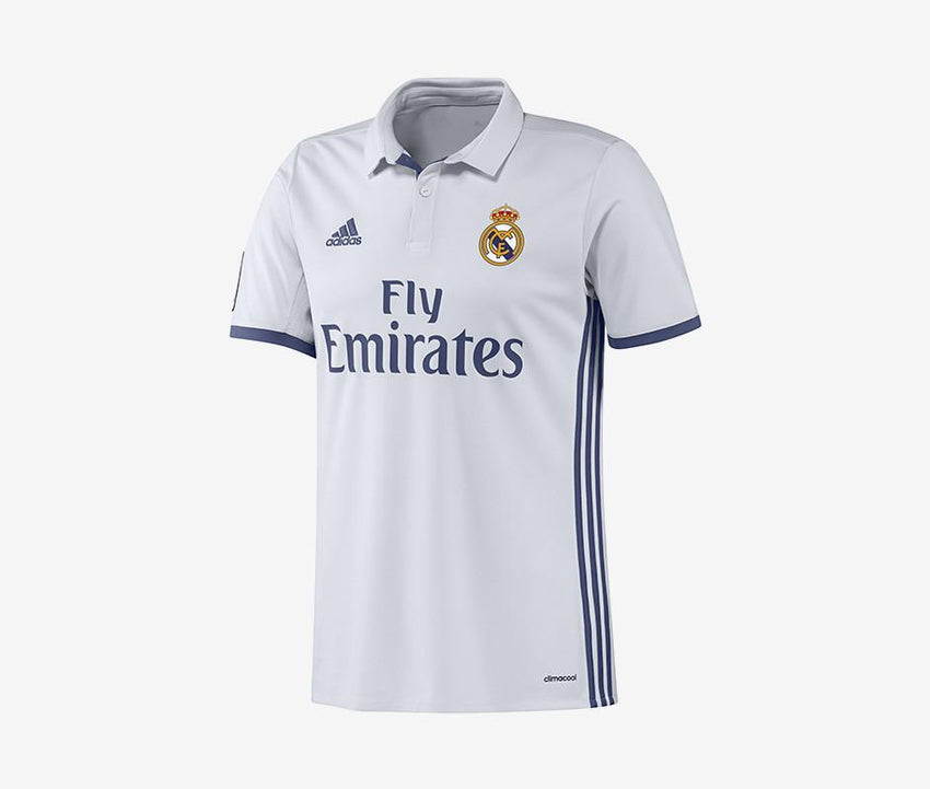 02ff9dd80 Real Madrid Youth Home Jersey (2016-17) – Pelé Soccer