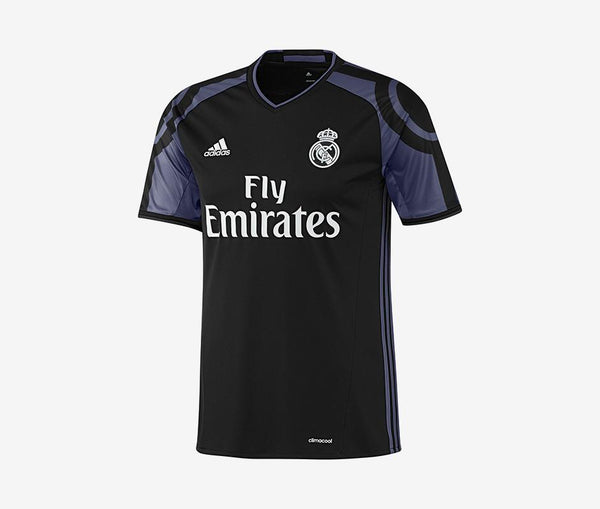 Adidas Real Madrid 3rd Jersey (Youth) (2016-17) - United World Soccer - 1