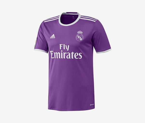 Adidas Real Madrid Away Jersey (2016-17) - United World Soccer - 1