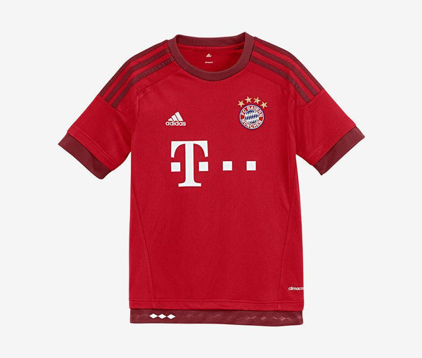 Adidas FC Bayern Munich Home Jersey Youth - United World Soccer - 1
